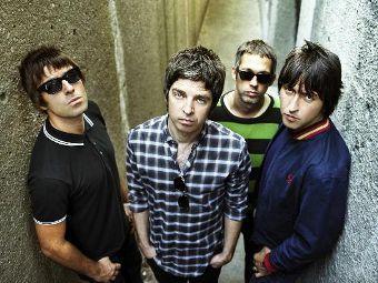 Oasis. Фото с сайта группы