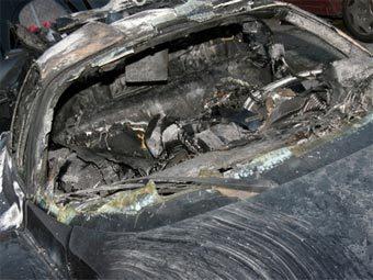 25 ноября 2006 авария: