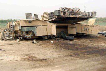 За время войны в ираке пентагон