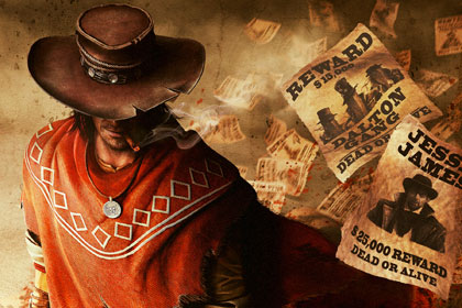 Арт к игре Call of Juarez: Gunslinger