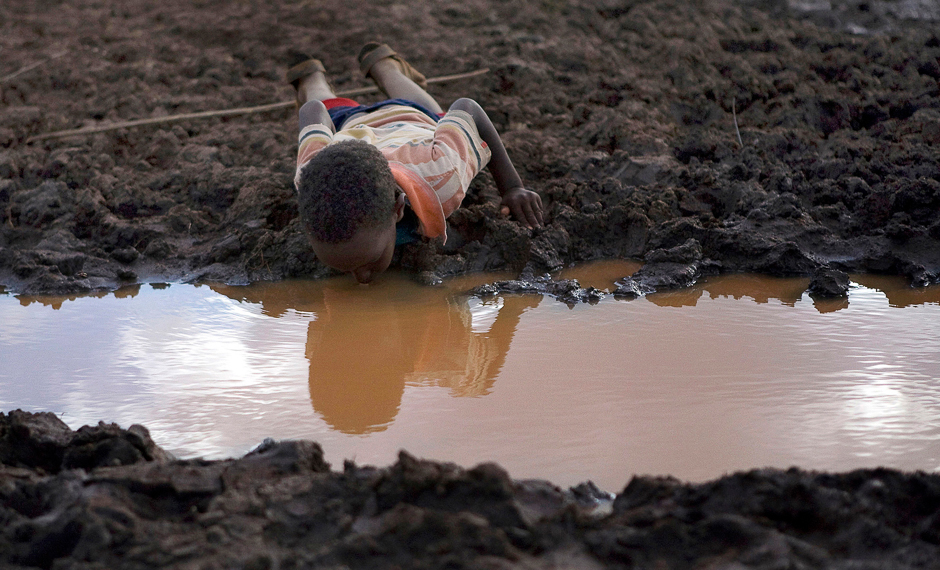 water scarcity affecting first world nations