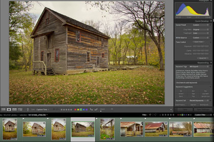 Фотопрограмма lightroom выйдет на