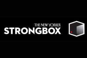 Логотип Strongbox