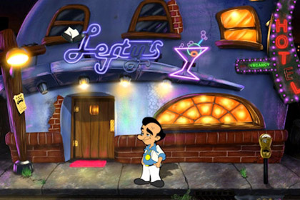 Скриншот Leisure Suit Larry in the Land of the Lounge Lizards: Reloaded