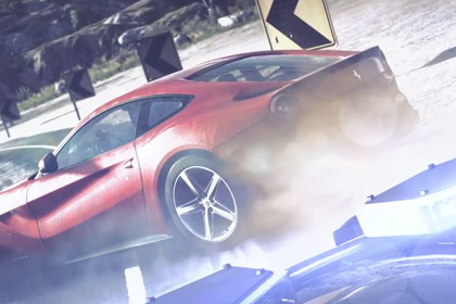 Кадр из трейлера Need For Speed: Rivals