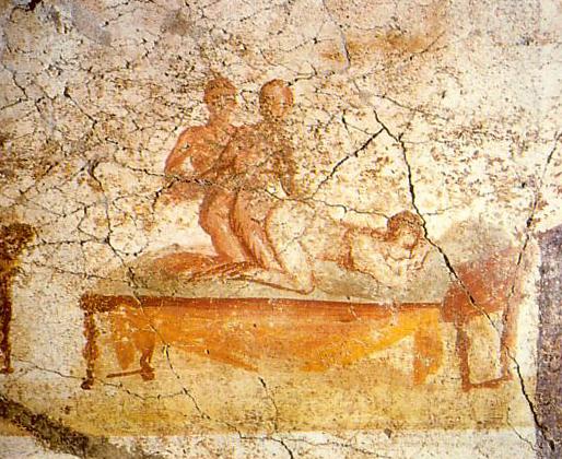 Гомосексуализм в древние века