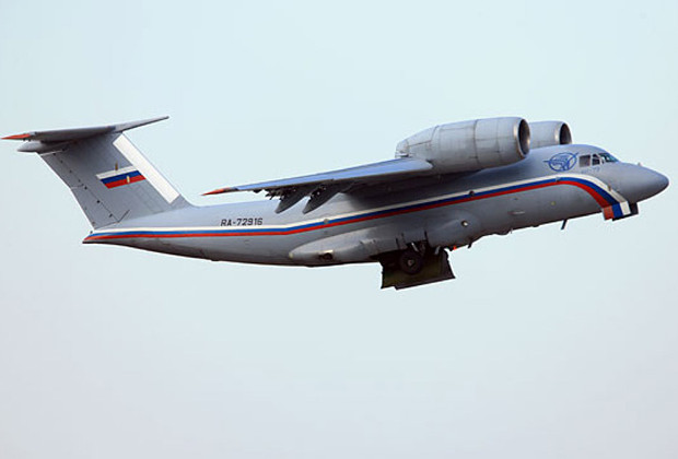 Военно-транспортный самолет Ан-72