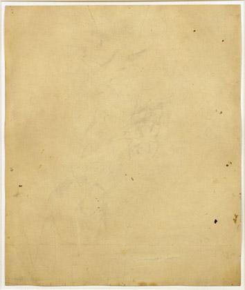 Роберт Раушенберг, «Стертый рисунок де Кунинга»