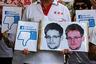 Фотографии Эдварда Сноудена