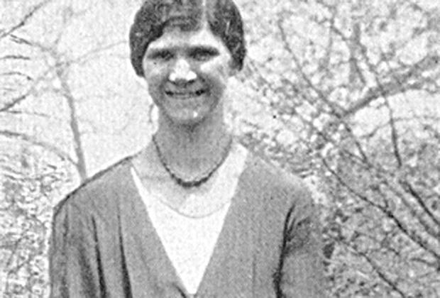 Жительница Вирджинии Кэрри Бак, оспорившая решение властей о ее стерилизации.