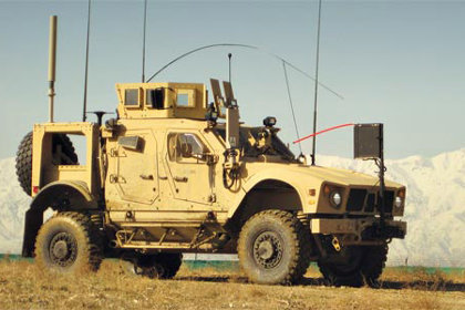 M-ATV Фото: Oshkosh Defense