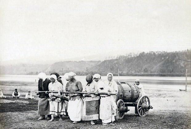 Женская каторга в Сибири