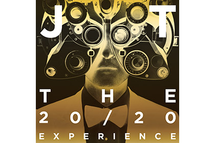 Обложка альбома «The 20/20 Experience — 2 of 2»