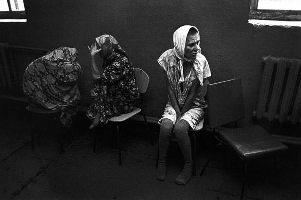 Психиатрическая больница в Ульяновской области, 1999 год