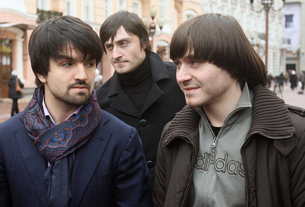 Мурад Мусаев, Ибрагим и Джабраил Махмудовы, 2009 год