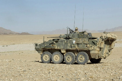 LAV III Фото: defenseindustrydaily.com