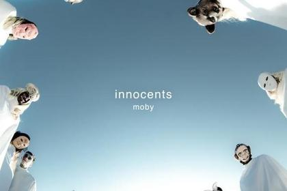 Обложка альбома Moby — Innocents