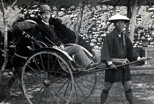 Николай в Японии, 1891 год