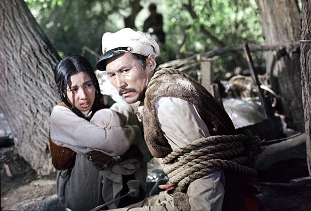 Кадр из фильма «Седьмая пуля»