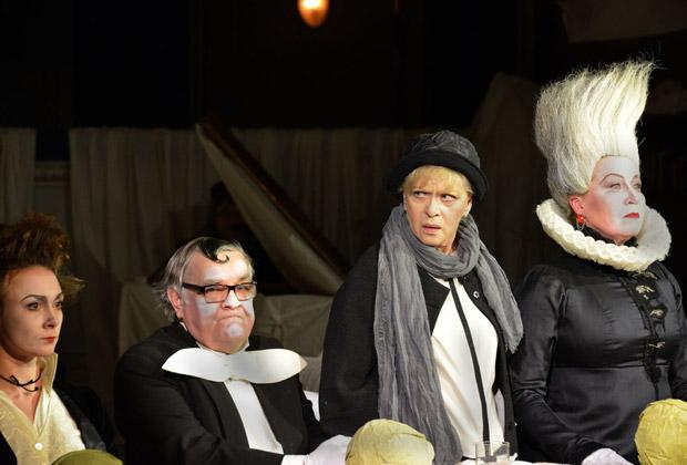 алиса фрейндлих премия за спектакль одного актера женские Brubeck