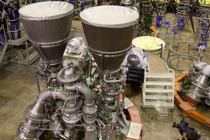 Американцы предпочли собственные ракетные двигатели российским