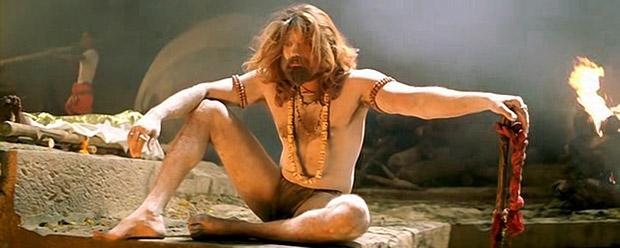Главный герой художественного фильма «Я – бог» (Naan Kavadul) принадлежит к секте агхори