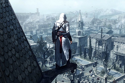Кадр из игры Assassin's Creed