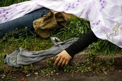 Число погибших на востоке Украины за две недели увеличилось вдвое