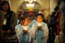 Сочельник в католическом храме в Пекине