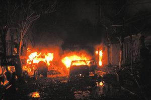 Кута, Бали 13 октября 2002 года