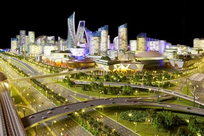 Проект The Mall of the World