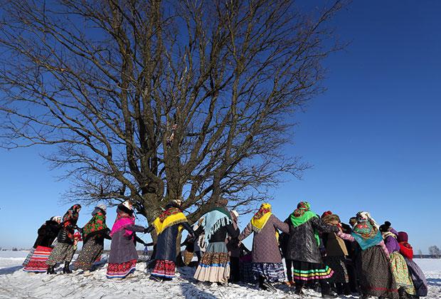 Праздник Коляда в Белоруссии