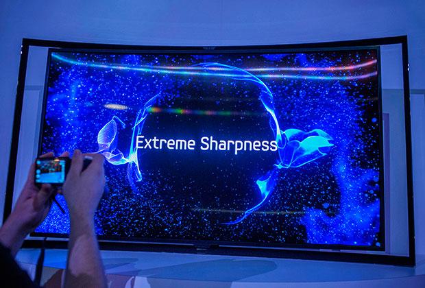 OLED-телевизор от Samsung