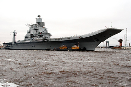 Авианосец «Адмирал Горшков»