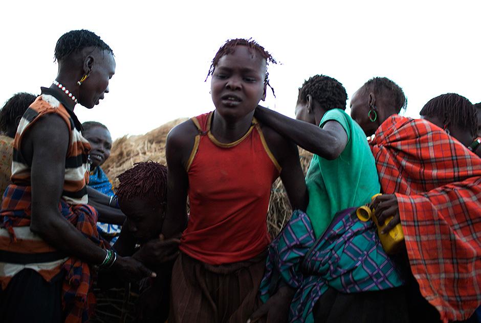 женское обрезание фото смотреть