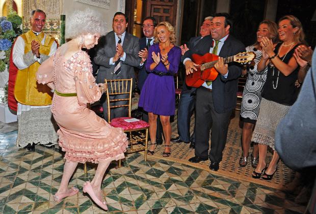 Умерла герцогиня Альба