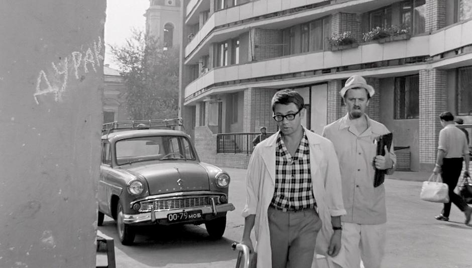 Здания, ставшие героями российских фильмов — от «Иронии судьбы» до «Физрука»