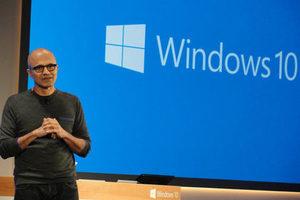 Гендиректор Microsoft Сатья Наделла