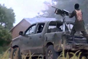 Террорист «Боко Харам»