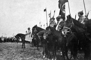 Бойцы Первой конной армии Семена Буденного