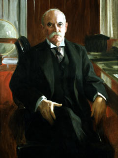Нельсон Уилмарт Олдрич, картина