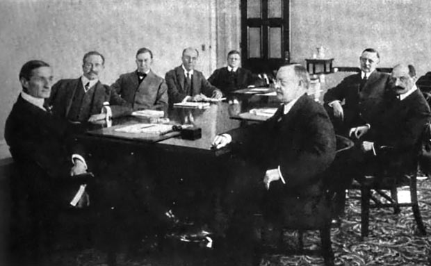 Federal Reserve Board, 1917