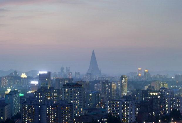 Пхеньян - столица государства идей чучхе