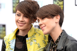 Группа Tegan and Sara