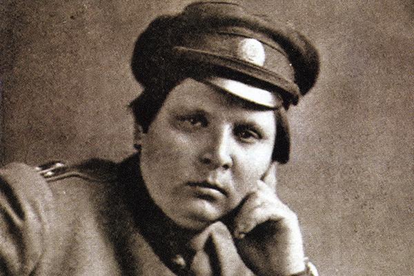 Мария Бочкарева