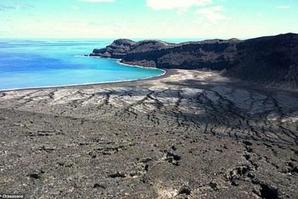 В Тихом океане возник новый остров