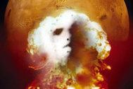 Фрагмент обложки книги Life and Death on Mars: The New Mars Synthesis