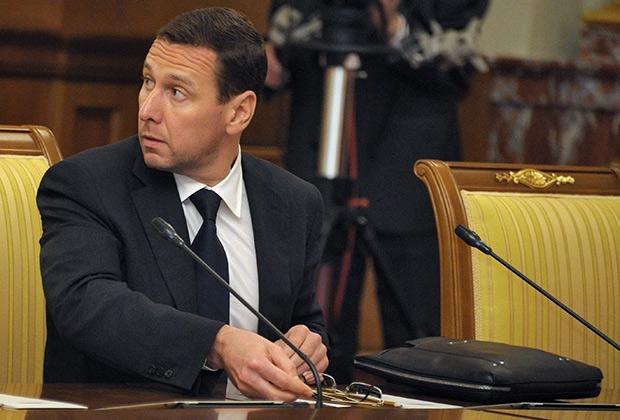 Начальник управления президента по социально-экономическому сотрудничеству с государствами СНГ, Абхазией и Южной Осетией Олег Говорун