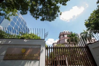 Посольство РФ в Джакарте