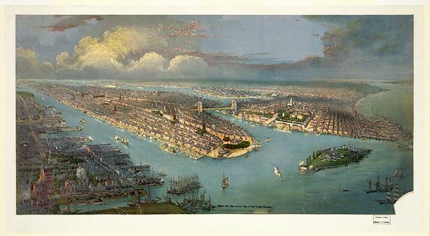 Гравюра 1880 год